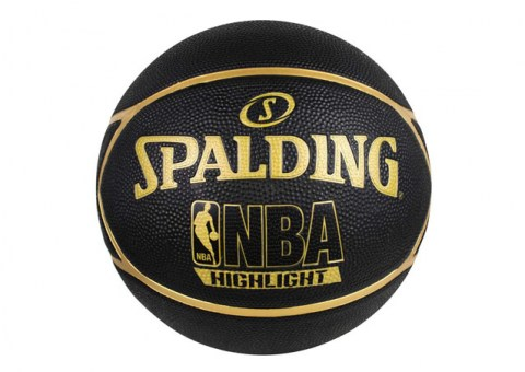 SPALDING-HIGHLIGHT-NBA-GOLD