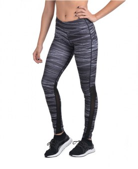 body-action-women-allover-printed-fitted-leggings-black-2